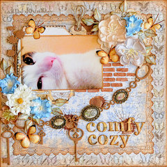 Comfy Cozy***Blue Fern Studios***