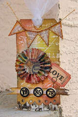 Vintage Whimsy Tag