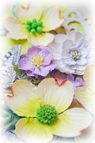 Dogwood Elegance Flower Tutorial***Scraps Of Elegance Guest Designer***