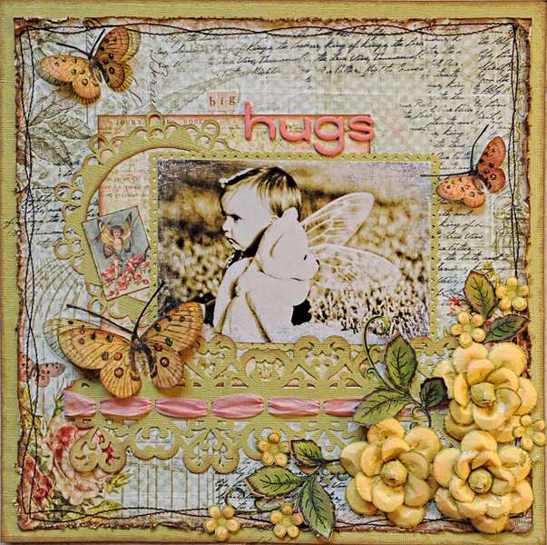 Big Hugs***Heartfelt Creations***