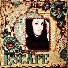 In dreams We Escape