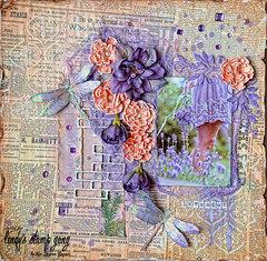 Lindys Stamp Gang***Lavender***