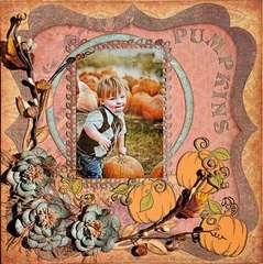 Pumpkins ***Heartfelt Creations***