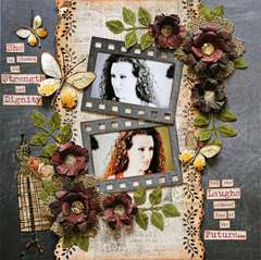 She Laughs Without Fear***Swirlydoos***