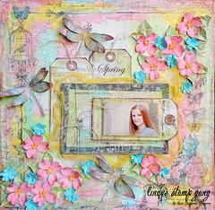Spring** Lindys Stamp Gang***