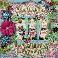 Sweet Summer Time ***Swirlydoos***