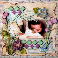 Sweet As Honey***Blue Fern Studios***