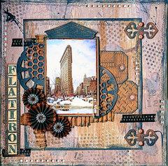 Flatiron Building***Blue Fern Studios***