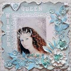 Winter Queen ***Heartfelt Creations***