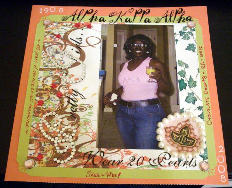 Alpha Kappa Alpha - Celebrating 100 Years