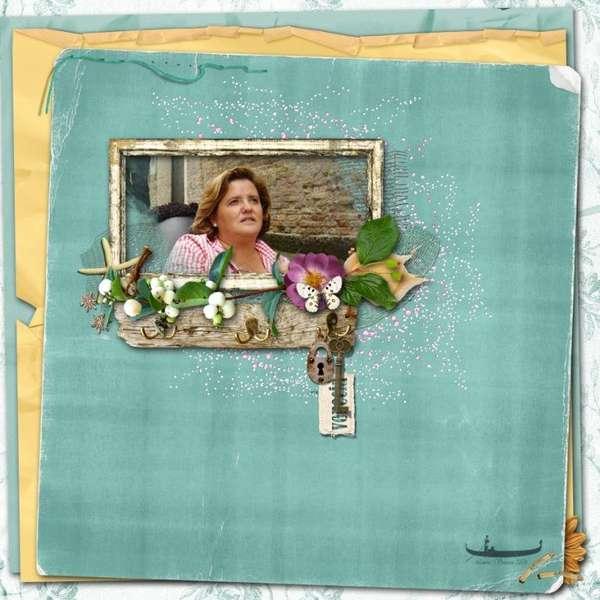 Laura, Venecia 2004