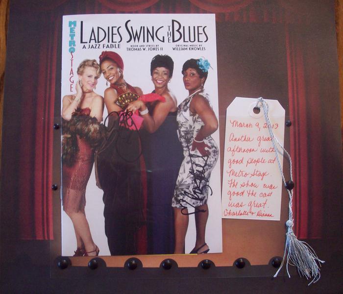 Ladies Swing the Blues