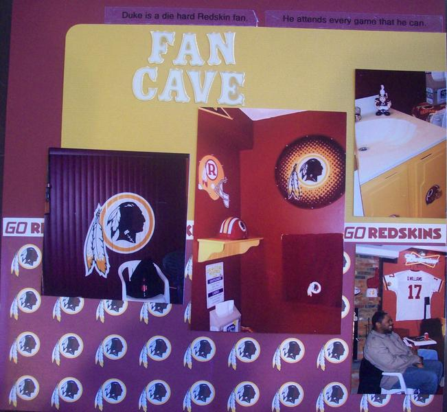 Fan Cave (Left Side)