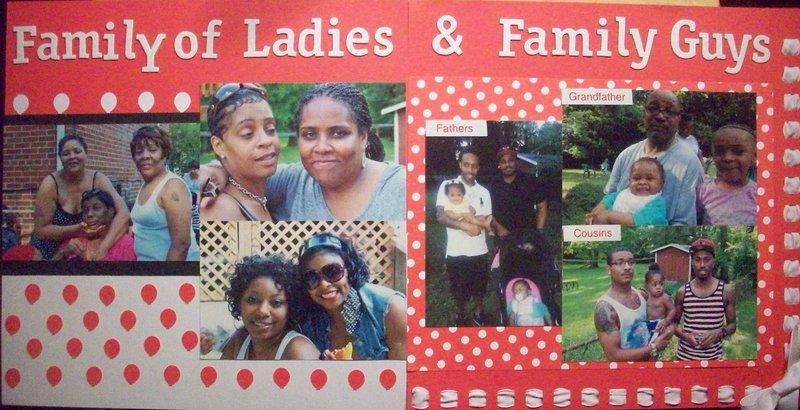 Family of Ladies & Family Guys