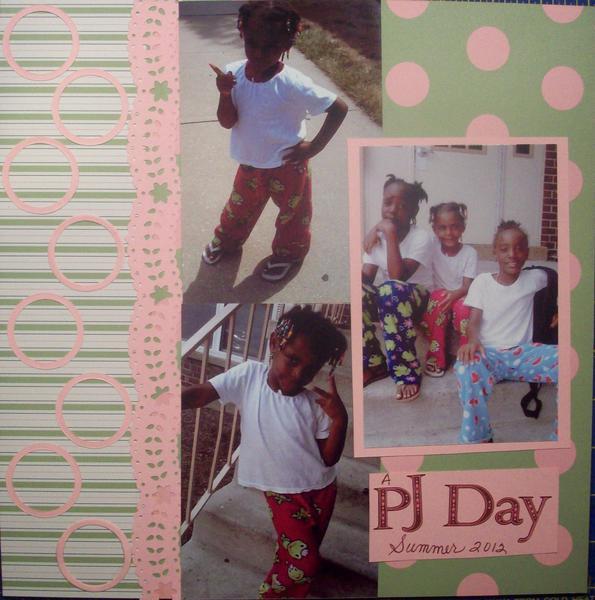 A PJ Day