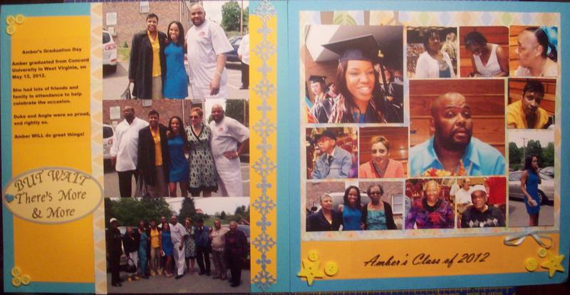 Amber's Class of 2012