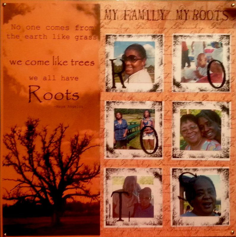 My Family Roots