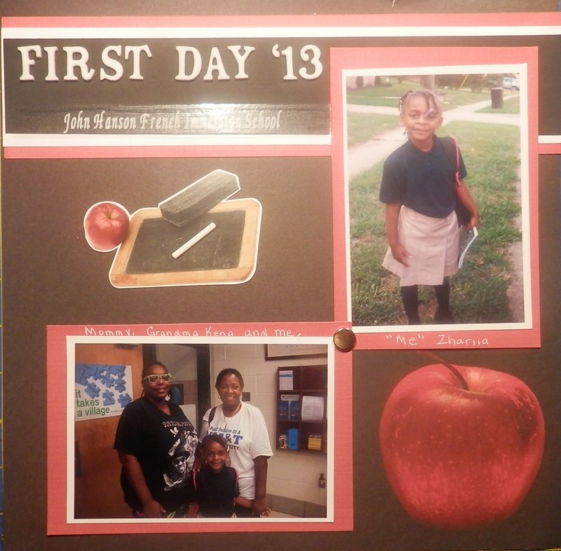 First Day '13