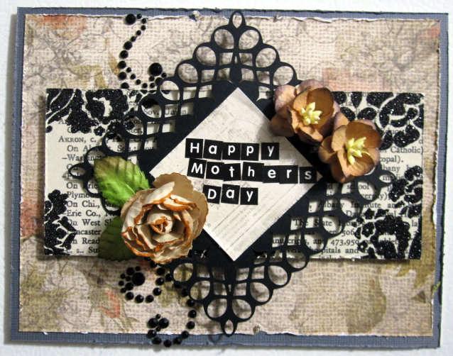 Happy Mother's Day            ***SWIRLYDOOS***