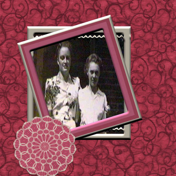 My Beautiful Aunts