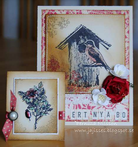 Cards / Prima stamps