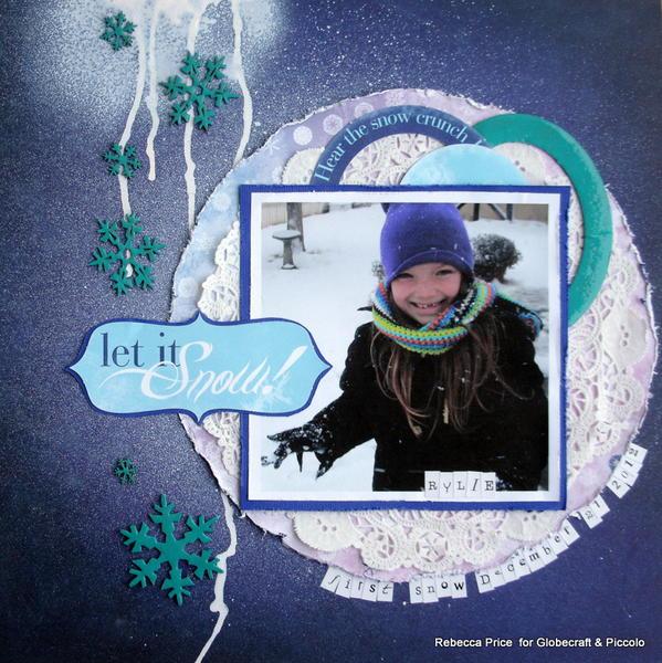 Let It Snow  **Moxxie**