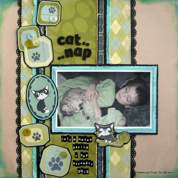 Cat Nap  **Moxxie**