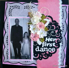 Her First Dance  **Moxxie**