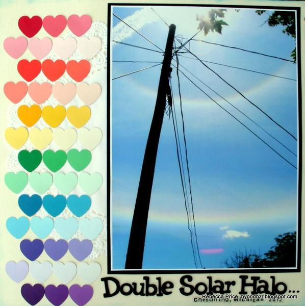 Double Solar Halo