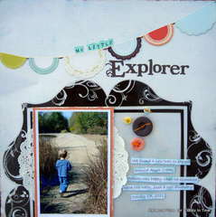 My little explorer *Tidbitz In Time*