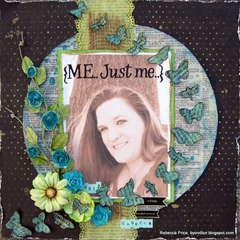 Me. Just me..