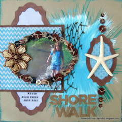 Shore Walk  **Basically Bare**