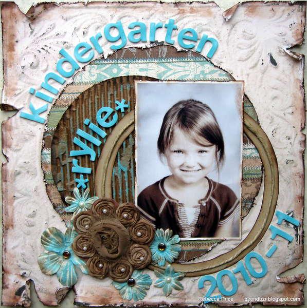 Kindergarten 2010-11 (Rylie)