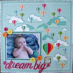 Dream big   *Tidbitz In Time*