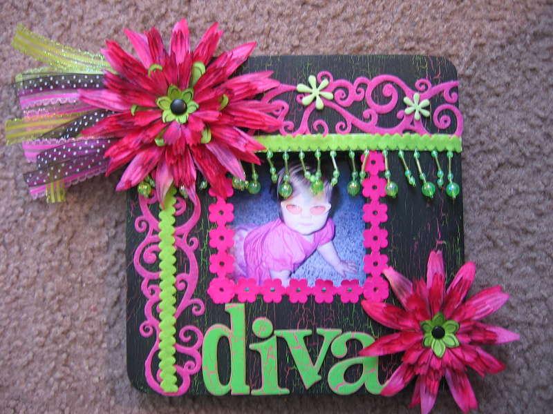 Diva altered frame
