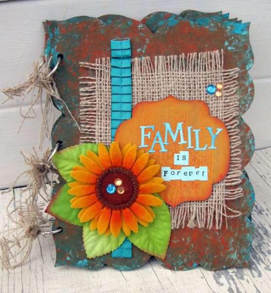 Family is forever mini