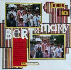 Bert and Mary