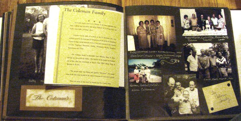 Family Heritage Album