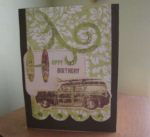 Route 66 BD card