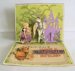 Fairy Tale Pop Up Card