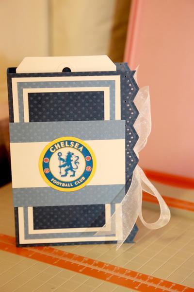 Chelsea box card