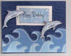 Dolphins Birthday