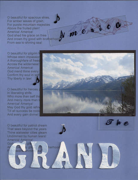 Grand Teton Page 1