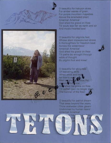 Grand Tetons 2