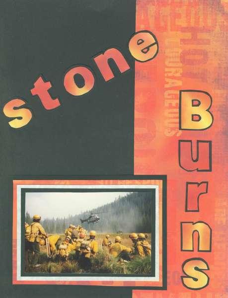 Yellowstone Burns 2