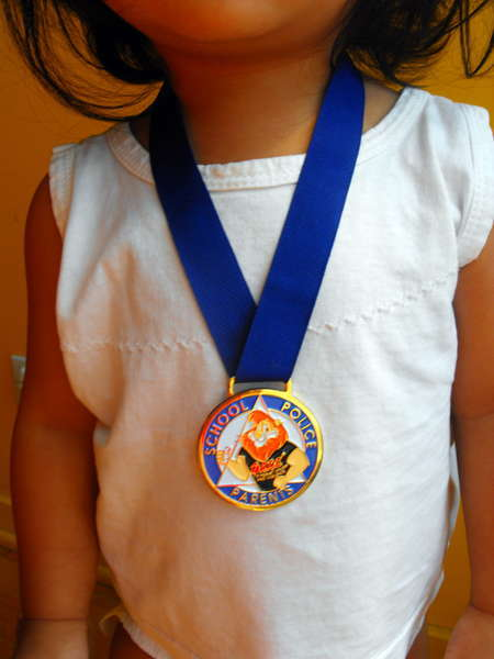 4. A Medal {Scrappin_baby}