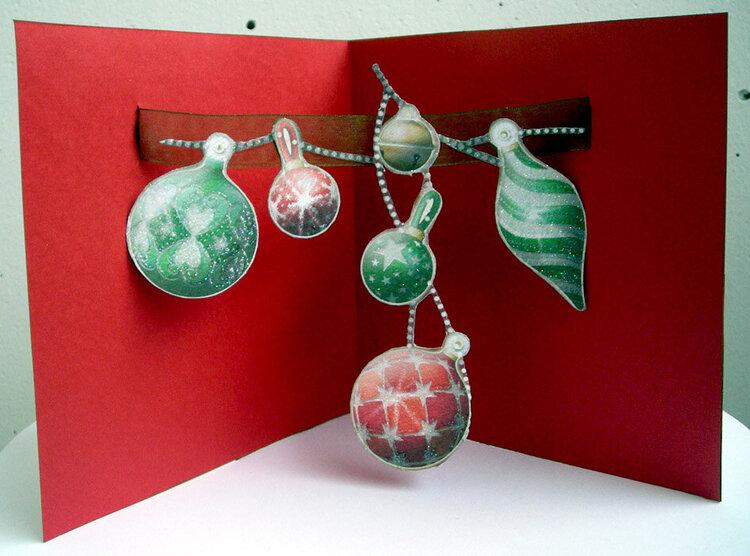 DT christmas card #1 -inside- Best Creation pp