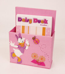 Daisy Duck Doodles by Becky Cates