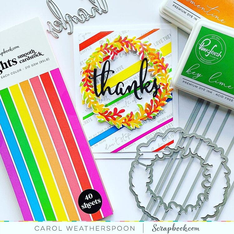 Brights Paper Pad