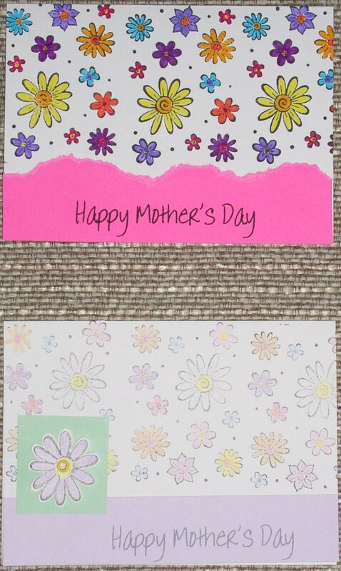 Mothers Day Cards Floral